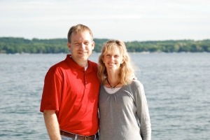 14th anniversary for Lacey and I at Lake Geneva, Wisconsin for the Harvest Senior Pastors and Wives Retreat.