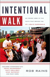 intentional walk rob rains book cover